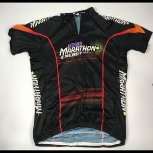 Other - Snickers Energy Marathon Cycling Shirt Jersey XL